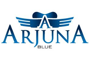 Arjuna Blue [Logo Design Concept]
