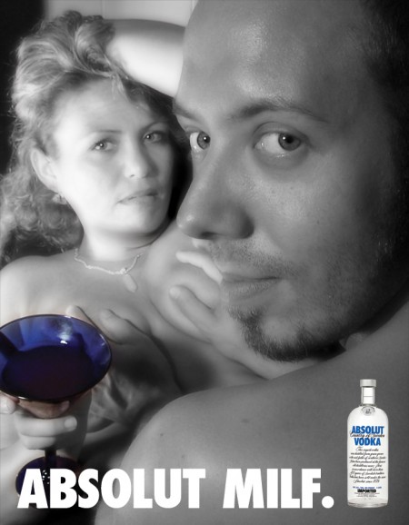 Absolut MILF [Concept AD]