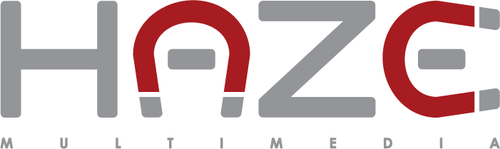 HAZE Multimedia Logo